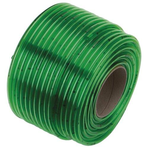 Шланг GARDENA прозрачный зеленый 8х1.5 мм 80 метров зеленый цена 2017