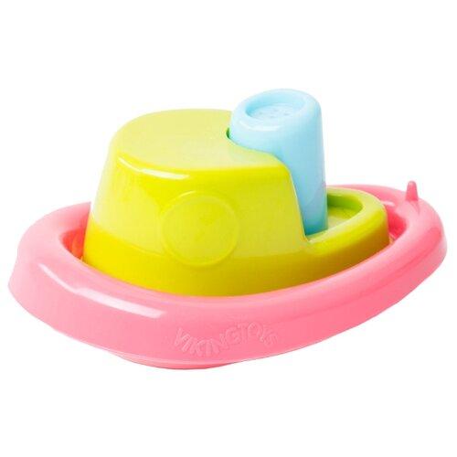 Игрушка для ванной Viking Toys Буксир alex toys игрушка для ванной водяная дудочка