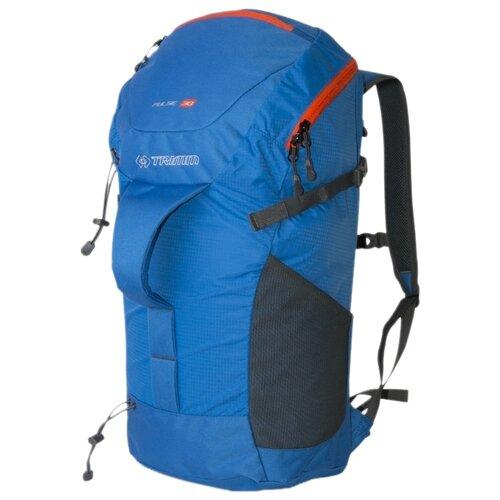 Рюкзак TRIMM Pulse 30 blue (blue/orange) pulse 420 orange