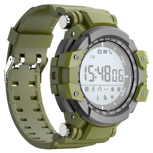 Умные часы Jet Sport SW-3 зеленый
