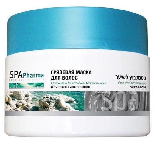 SpaPharma Грязевая маска для волос