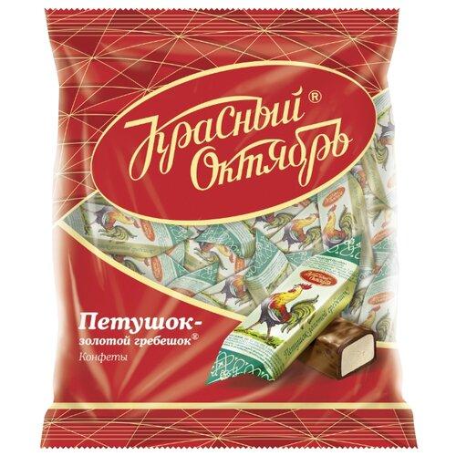 Конфеты Красный Октябрь Петушок – золотой гребешок, пакет 250 г недорого