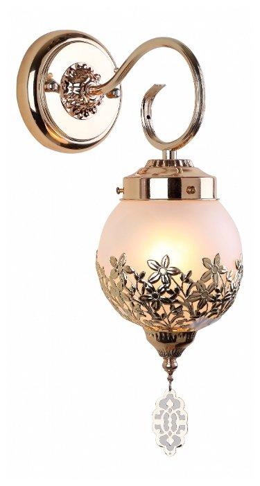 Настенный светильник Arte Lamp Moroccana A4552AP-1GO
