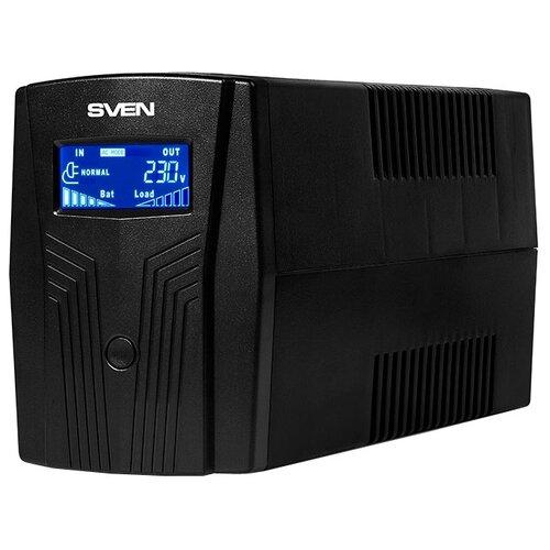 Интерактивный ИБП SVEN Pro 650 (LCD, USB)