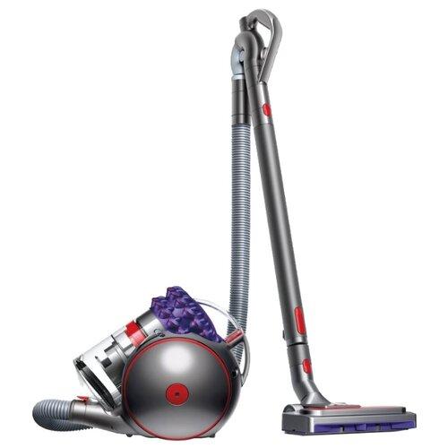 Пылесос Dyson Cinetic Big Ball Parquet 2 фиолетовый/серыйПылесосы<br>