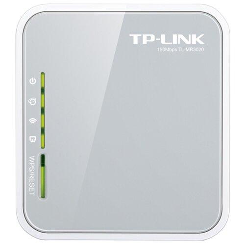Купить Wi-Fi роутер TP-LINK TL-MR3020 белый