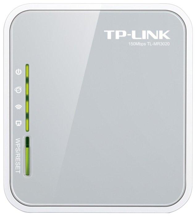 TP-LINK Wi-Fi роутер TP-LINK TL-MR3020
