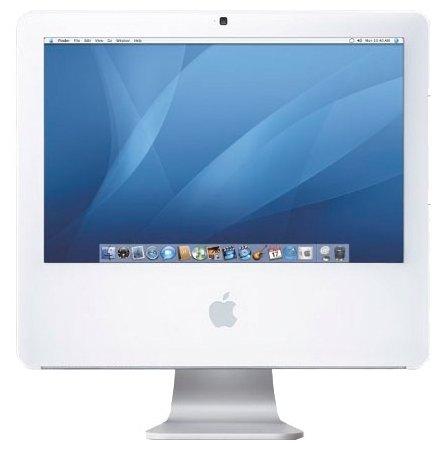 Моноблок 17`` Apple iMac G5 (с камерой iSight, 2006 г.)