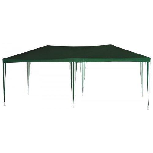 Шатер Green Glade 1057, 6 х 3 х 2.5 м зеленый / белый шатер green glade 1032 3 х 3 х 2 5 м синий белый