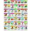 Набор карточек Лерман Шпаргалки для мамы. Короткие стихи. 2-7 лет 8.8x6.3 см 50 шт.