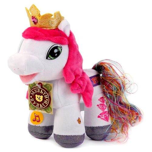 Купить Мягкая игрушка Мульти-Пульти Пони Радуга 23 см, Мягкие игрушки