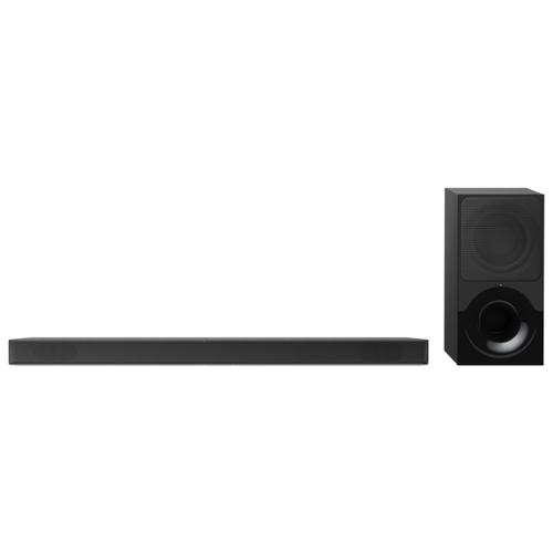 Саундбар Sony HT-XF9000 black звуковая панель sony ht sf150