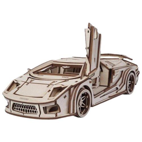 Сборная модель Lemmo Спорткар СКАТ (00-75)Сборные модели<br>