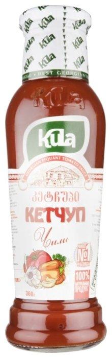 Кетчуп Kula Чили