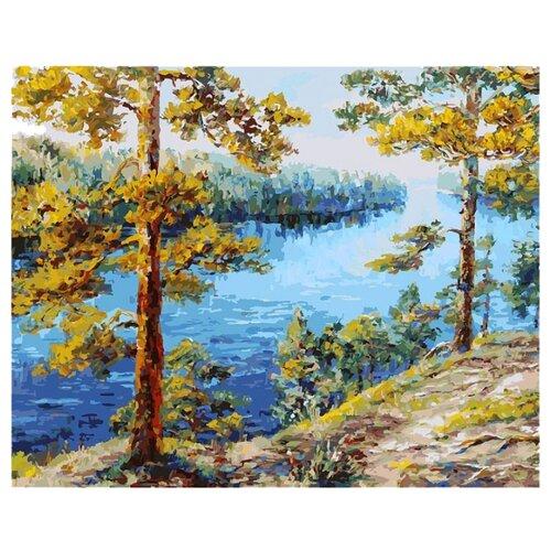 Купить Белоснежка Картина по номерам Валаам 40х50 см (034-AB), Картины по номерам и контурам
