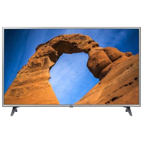 Телевизор LG 49LK6100 48.5 (2018) серый телевизор oled lg oled65c8 серый
