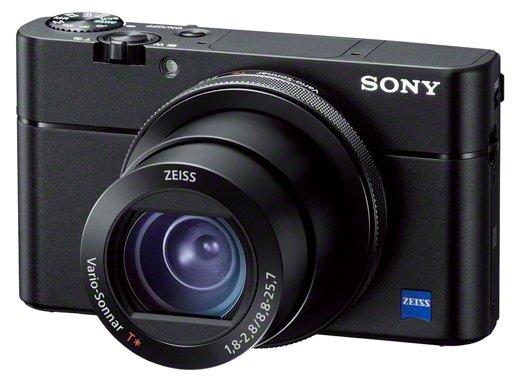 Sony Компактный фотоаппарат Sony Cyber-shot DSC-RX100M5A