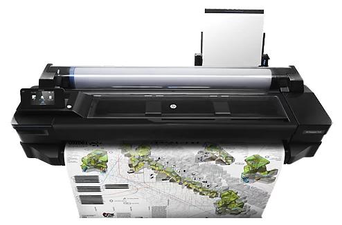 HP Принтер HP Designjet T520 914 мм (CQ893E)