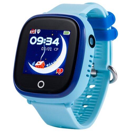 Часы Smart Baby Watch GW400X голубой
