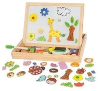 Доска для рисования детская Mapacha Чудо-чемоданчик Зоопарк (76642)