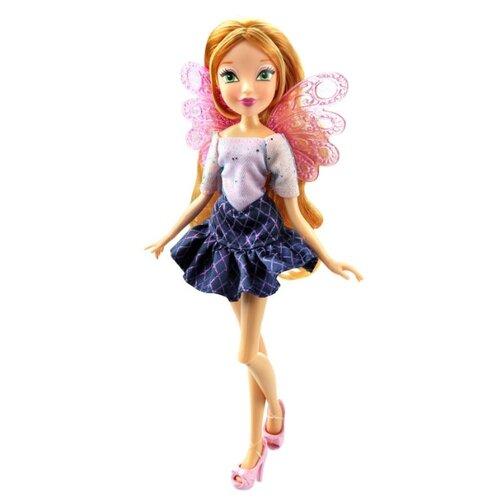 Кукла Winx Club Два наряда Флора, 28 см, IW01541802 раскраска winx club