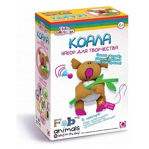 Купить Origami Набор Чудо-творчество Сшей игрушку Коала (00778), Изготовление кукол и игрушек