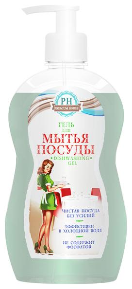Premium House Гель для мытья посуды