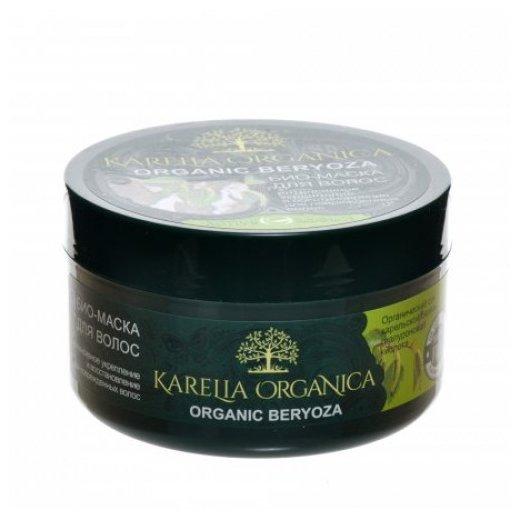 Karelia Organica Био-маска для волос «Organic Beryoza» интенсивное укрепление и восстановление