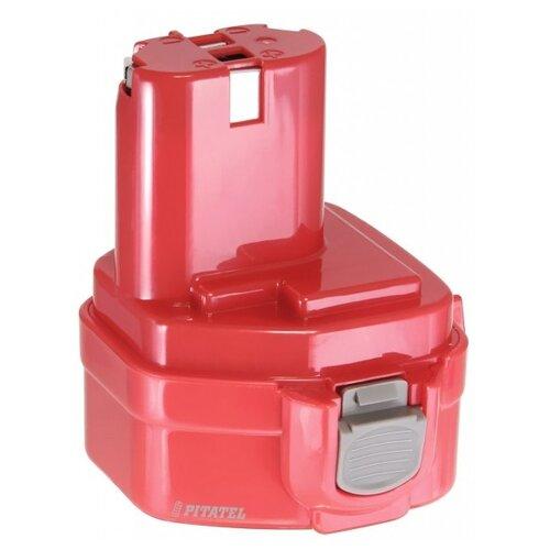Аккумулятор Pitatel TSB-039-MAK12-13C Ni-Cd 12 В 1.3 А·ч аккумуляторный блок pitatel tsb 217 ae g 12c 20l 12 в 2 а·ч