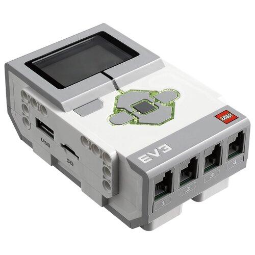 Микрокомпьютер LEGO Education Mindstorms EV3 45500 lego education 9758 датчик освещенности fourier systems inc к rcx