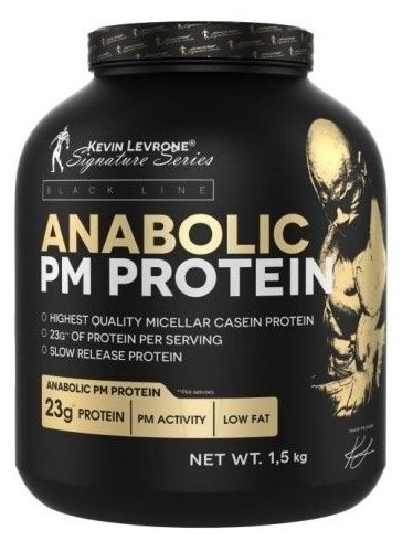 Протеин Kevin Levrone Anabolic PM Protein (1500 г)