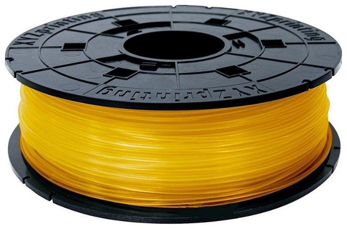 PLA пруток XYZPrinting 1.75 мм прозрачно-оранжевый