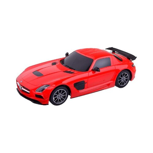 Купить Легковой автомобиль Rastar Mercedes-Benz SLS AMG (54100) 1:18 красный, Радиоуправляемые игрушки