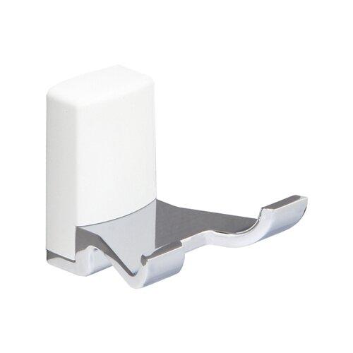 Крючок WasserKRAFT Leine K-5023D белый/хром