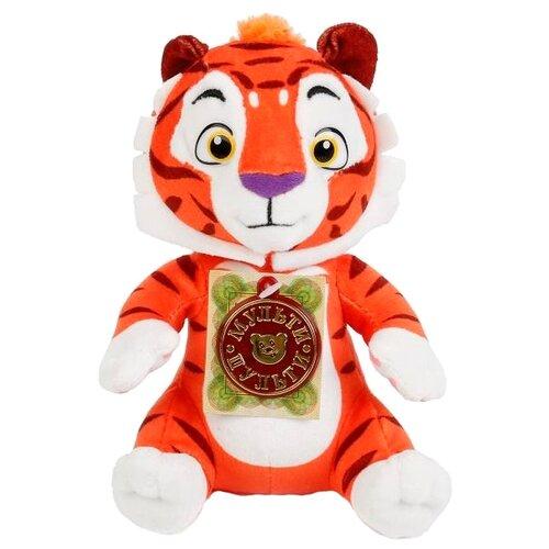 Купить Мягкая игрушка Мульти-Пульти Тигр Тиг 25 см, Мягкие игрушки