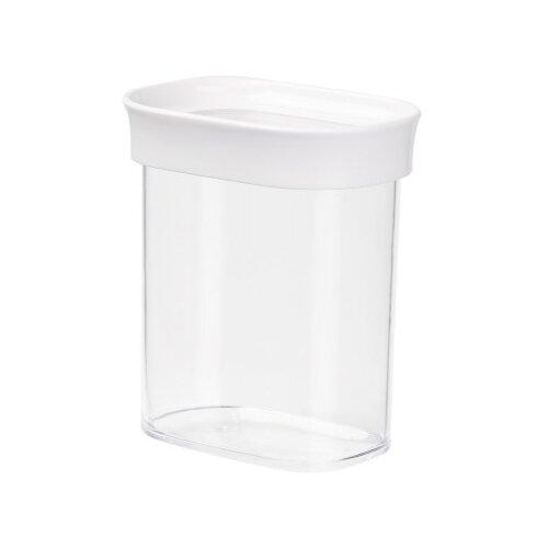 EMSA Контейнер OPTIMA 513555 белый/прозрачный набор для салата emsa vienna цвет белый 7 предметов