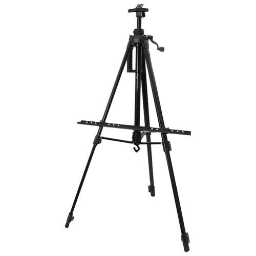Купить Мольберт Белоснежка Тренога телескопический (76-BS) черный, Доски и мольберты