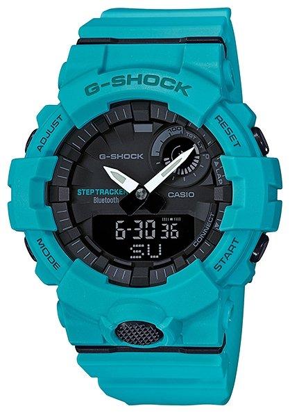CASIO Часы CASIO G-SHOCK GBA-800-2A2