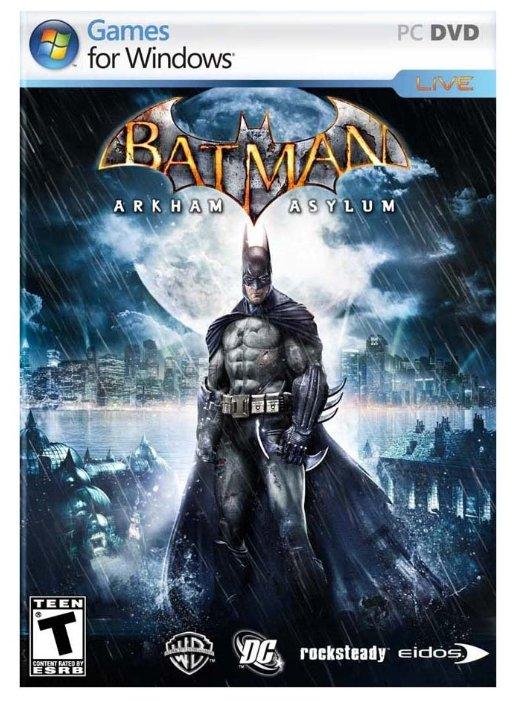 Warner Bros. Batman: Arkham Asylum