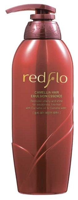 FLOR de MAN Интенсивно увлажняющая эмульсия для волос и кожи головы Redflo Camellia Hair Emulsion Essence