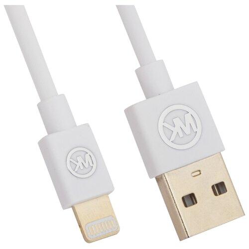 Купить Кабель WK USB - Apple Lightning (WDC-052) 1 м белый