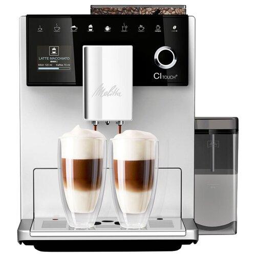 Кофемашина Melitta Caffeo CI Touch silver/black melitta caffeo ci