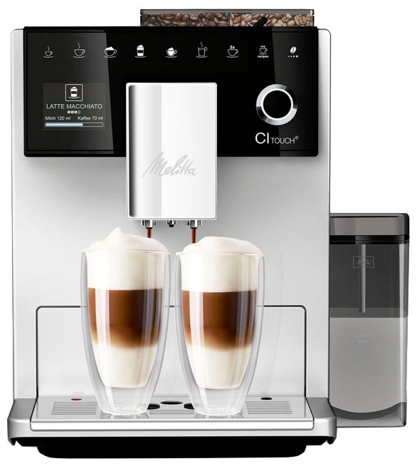 Кофемашина Melitta Caffeo CI Touch
