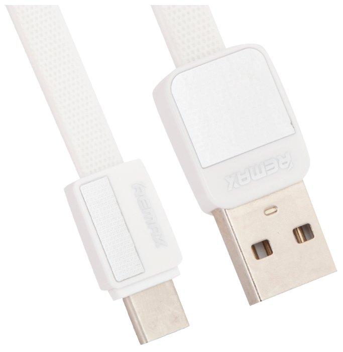 Кабель Remax Platinum USB - USB Type-C (RC-044a) 1 м