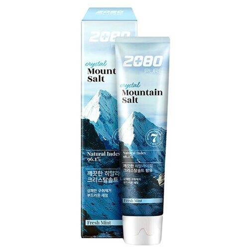 Зубная паста Dental Clinic 2080 Crystal Mountain Salt Fresh Mint 120 гЗубная паста<br>