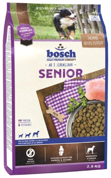 Корм для собак Bosch Senior