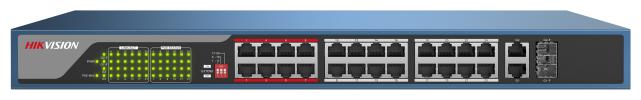 Коммутатор Hikvision DS-3E0326P-E