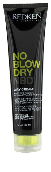 Redken Крем No Blow Dry Airy Cream