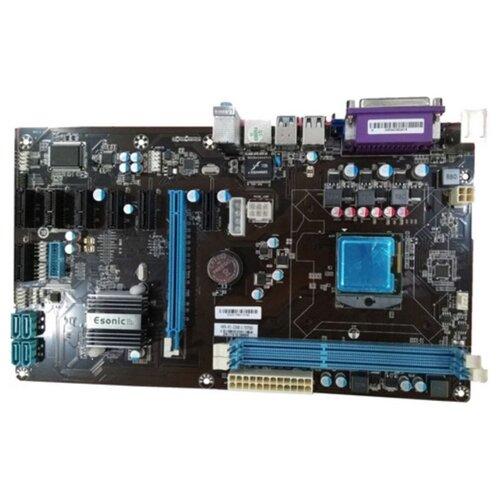 Материнская плата Esonic HM76-BTC-COMBO + CPU B950