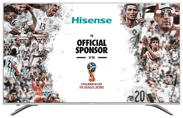 Телевизор Hisense H55A6500